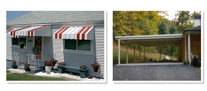 Kingsport Awning And Siding Kingsport Tn Awning Installation